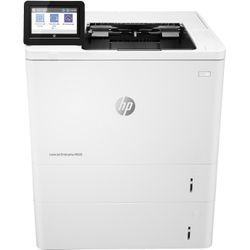 HP LaserJet Enterprise M609x, Laser, 1200 x 1200 DPI, A4, 71 ppm, Duplex printen, Netwerkgereed (Als nieuw)
