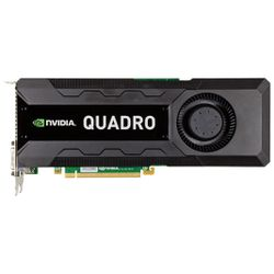 HP NVIDIA Quadro K5000 4GB, Quadro K5000, 4 GB, GDDR5, 256 Bit, 4096 x 2160 Pixels (Als nieuw)