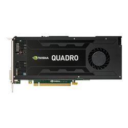 HP Quadro K4200, Quadro K4200, 4 GB, GDDR5, 256 Bit, 3840 x 2160 Pixels, PCI Express 2.0 (Als nieuw)