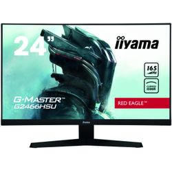 iiyama G-MASTER G2466HSU-B1 LED display 59,9 cm (23.6