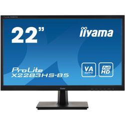iiyama ProLite X2283HS-B5 LED display 54,6 cm (21.5