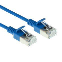 ACT DC7602 netwerkkabel Blauw 2 m Cat6a U/FTP (STP)