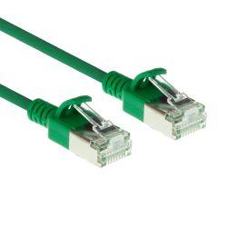 ACT DC7752 netwerkkabel Groen 0,25 m Cat6a U/FTP (STP)