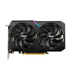 ASUS Dual -RTX2060-6G-MINI NVIDIA GeForce RTX 2060 6 GB GDDR6