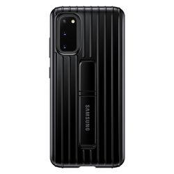 Samsung Protective Standing Backcover Galaxy S20 - Zwart