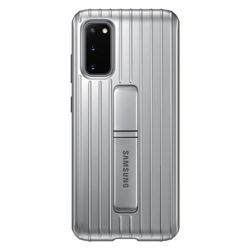 Samsung Protective Standing Backcover Galaxy S20 - Zilver