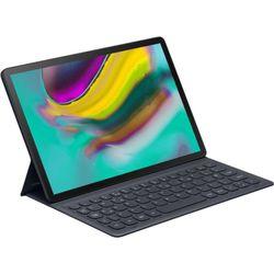 Samsung Keyboard Cover Samsung Galaxy Tab S5e - Zwart - Zwart / Zwart