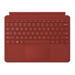 Microsoft Surface Pro Signature Type Cover Scandinavisch Rood Microsoft Cover port