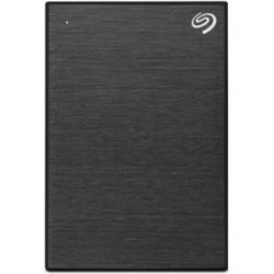 Seagate One Touch externe harde schijf 5000 GB Zwart