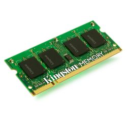 Kingston Technology System Specific Memory 1GB, DDR2, Goud, 128M X 64, 1 x 1 GB, DDR2, MA346G/A (Apple) MA837G/A (Apple)