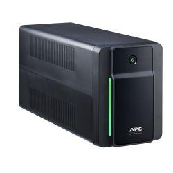 APC Back-UPS BX1200MI Noodstroomvoeding - 1200VA, 6x C13, USB