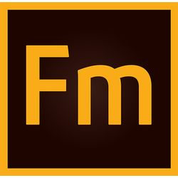 Adobe FrameMaker Pub Server 2017 Windows International English 1 User