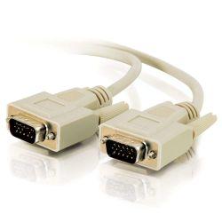 C2G 3m HD15 M/M SVGA Cable VGA kabel VGA (D-Sub) Grijs