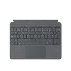 Microsoft Surface Go Type Cover Platina Microsoft Cover port AZERTY Belgisch