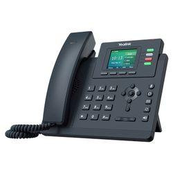 Yealink SIP-T33G IP telefoon Grijs Handset met snoer LED 4 regels