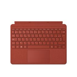 Microsoft Surface Go Type Cover Rood Microsoft Cover port AZERTY Belgisch