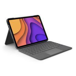 Logitech Folio Touch Grijs Smart Connector US International