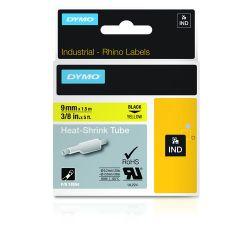 DYMO 18054 labelprinter-tape Zwart op geel