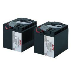 APC Batterij Vervangings Cartridge RBC55 oplaadbare batterij/accu