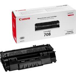 Canon 708 Cartridge 2500pagina's Zwart