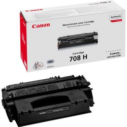 Canon 708H 6000pagina's Zwart