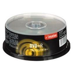 Imation DVD+R 16x 4.7GB (25) 4.7GB DVD+R 25stuk(s)