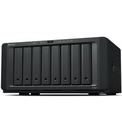 Synology DiskStation DS1821+ data-opslag-server NAS Tower Ethernet LAN Zwart V1500B