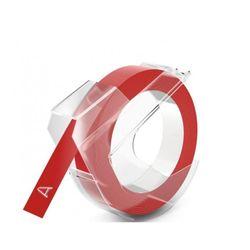 DYMO 520102 etiket Rechthoek Verwijderbaar Rood