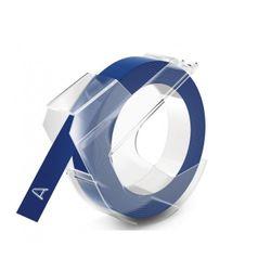 DYMO 520106 etiket Rechthoek Verwijderbaar Blauw