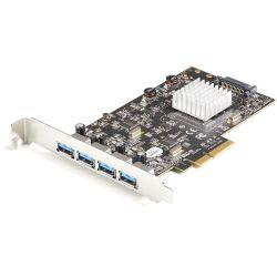 StarTech.com PEXUSB314A2V2 interfacekaart/-adapter Intern USB 3.2 Gen 2 (3.1 Gen 2)