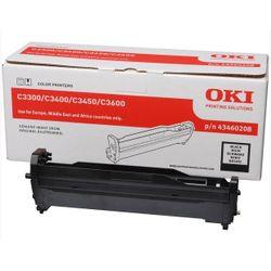 OKI 43460208 15000pagina's Zwart printer drum