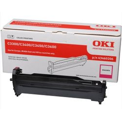OKI 43460206 15000pagina's Magenta printer drum