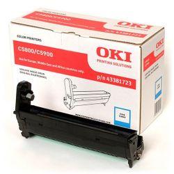 OKI 43381723 20000pagina's Cyaan printer drum