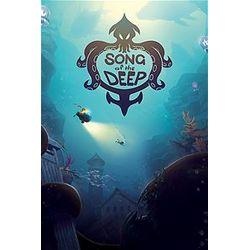 Microsoft Song of the Deep Xbox One Basis