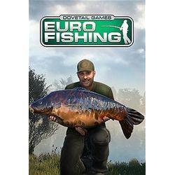 Microsoft Dovetail Games Euro Fishing, Xbox One Basis Duits