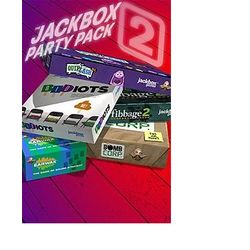 Microsoft The Jackbox Party Pack 2, Xbox One Basis Duits