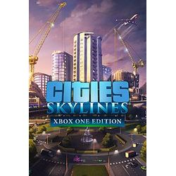 Microsoft Cities: Skylines Basis Xbox One