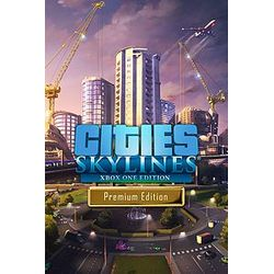 Microsoft Cities: Skylines Premium Edition Xbox One