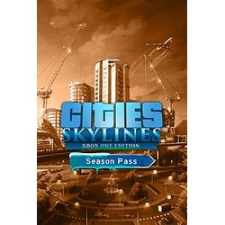 Microsoft Cities: Skylines Season Pass Downloadable Content (DLC) voor videogames Xbox One