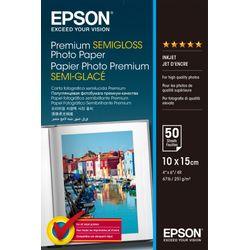 Epson Premium, 100 x150 mm, 251g/m²