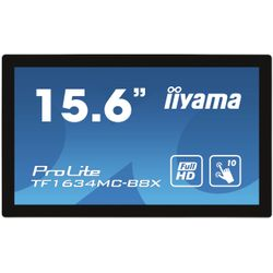 iiyama ProLite TF1634MC-B8X touch screen-monitor 39,6 cm (15.6