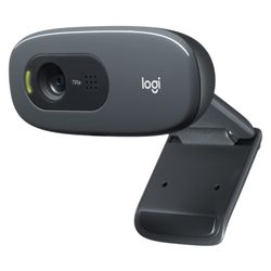 Logitech C270 webcam 1,2 MP 1280 x 960 Pixels USB Zwart