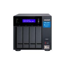QNAP TVS-472XT NAS Tower Ethernet LAN i3-8100T