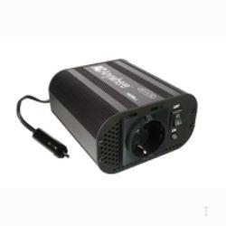 Belkin AC Anywhere 300W Zwart netvoeding & inverter
