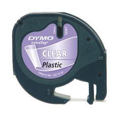 DYMO S0721530 Zwart op zilver labelprinter-tape