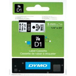 DYMO S0720780 labelprinter-tape Zwart op wit