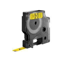 DYMO S0720730 Zwart op geel labelprinter-tape