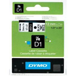 DYMO S0720530 labelprinter-tape Zwart op wit