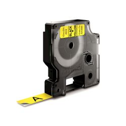 DYMO S0720580 Zwart op geel labelprinter-tape