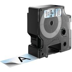 DYMO S0720920 Zwart op zilver labelprinter-tape